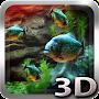 Премиум Piranha Aquarium 3D lwp временно бесплатно