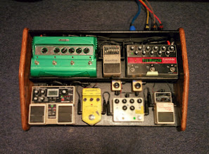 Needtobreathe Pedalboard