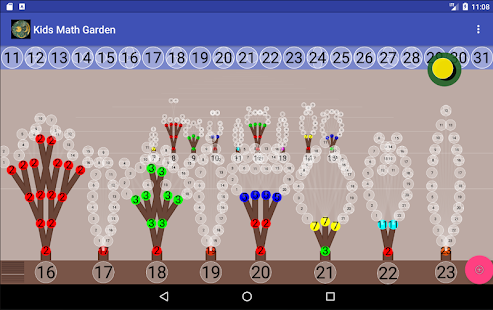Kids Math Garden- screenshot thumbnail