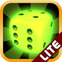 Neon Dice 3D Lite icon
