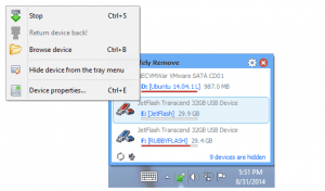Usb safely remove 2021