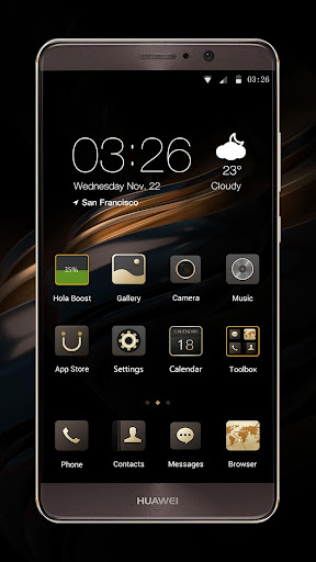 Theme for Huawei Mate9