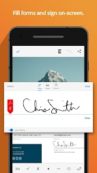 Adobe Acrobat Reader: PDF Viewer, Editor & Creator APK screenshot thumbnail 4