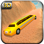 Offroad Limo Taxi Driving Sim