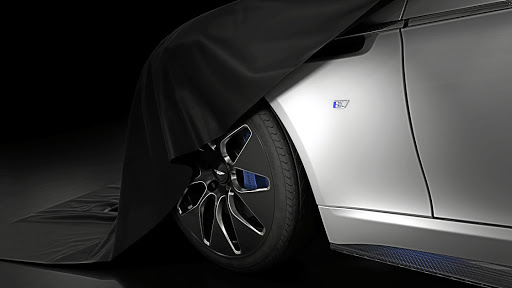 The Aston Martin Rapide E will feature aerodynamically optimised wheels.
