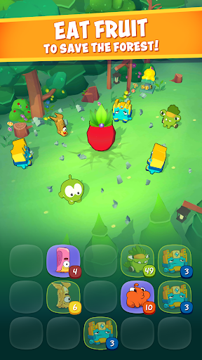 Om Nom: Merge android2mod screenshots 2