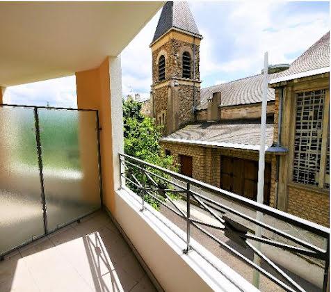 Vente appartement 3 pièces 56,75 m2