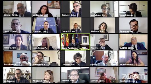Los pueblos de Almería se apuntan a los plenos telemáticos