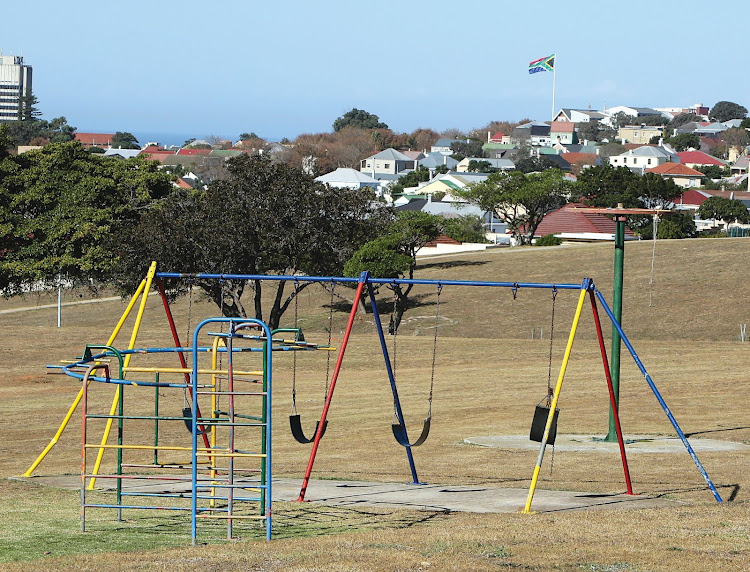 The Port Elizabeth suburb of Mount Croix has several spacious parks