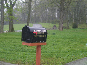 Photo: Mailbox at Robert Manley Koonce home - it is now Diamond D. Farms