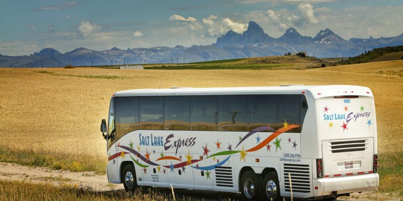 Salt Lake Express Bus