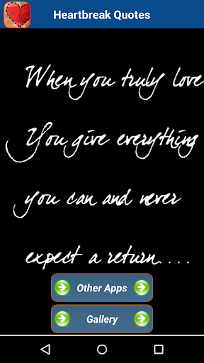 Heartbreak Quotes Wallpapers