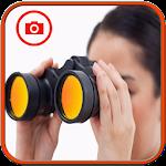Tourist Binoculars Telescope Zoom Camera UHD 1.3.1