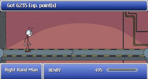 The Henry Stickmin Collection screenshot 3