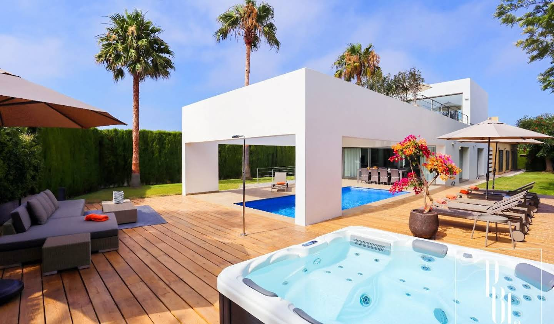 Maison avec piscine et terrasse la Mar Blava