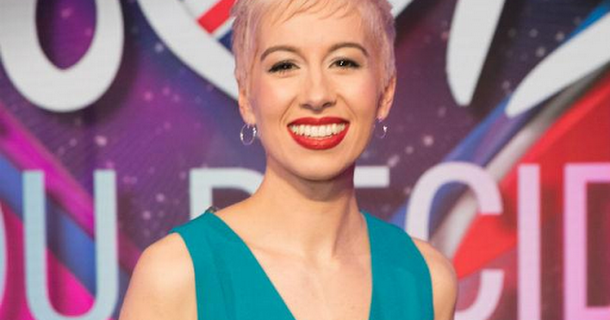 SuRie to represent UK in Eurovision Song Contest