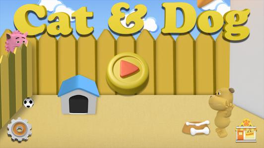 Cat And Dog Online - Game Viet screenshot 1