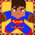 Skins Superhero Minecraft Mod icon