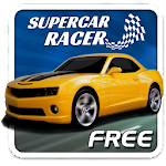 Street Super Car Racer Icon