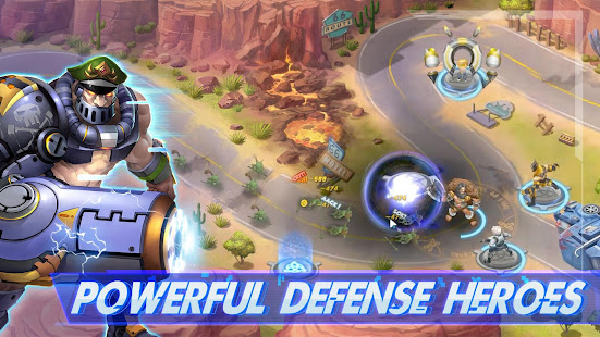Mod Game Epic Hero Defense for Android