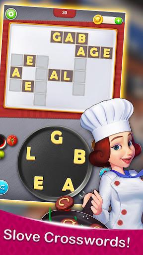 Word Chef - Crossword & Decoration APK MOD (Astuce) screenshots 3