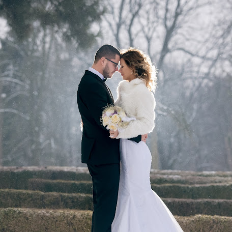 Wedding photographer Bence Pányoki (panyokibence). Photo of 17.01.2018