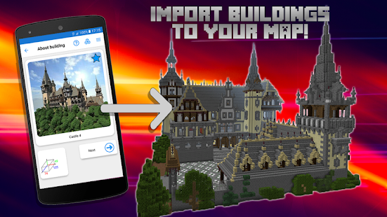 Builder PRO for Minecraft PE- screenshot thumbnail