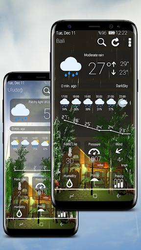 Animated 3D Weather 4.6.0 screenshots 2