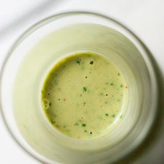 Cilantro & Cayenne Tahini Sauce.