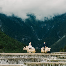 Wedding photographer Sam Leong (SamLeong). Photo of 14.10.2018