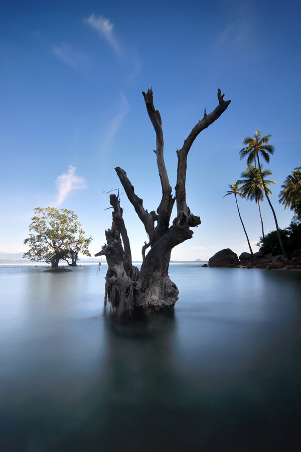 Batu Kalang by Fre Ghothic - Landscapes Waterscapes
