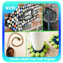 Creative Bottle Cap Craft Projects APK icon