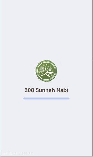 200 Sunnah Nabi