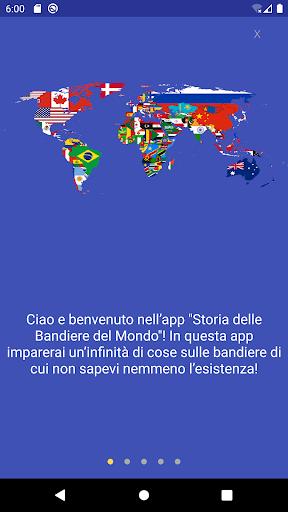 Quiz e Storia delle Bandiere 1.0 screenshots 1