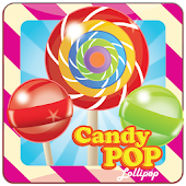 Candy Pop Sweet - Lollipop