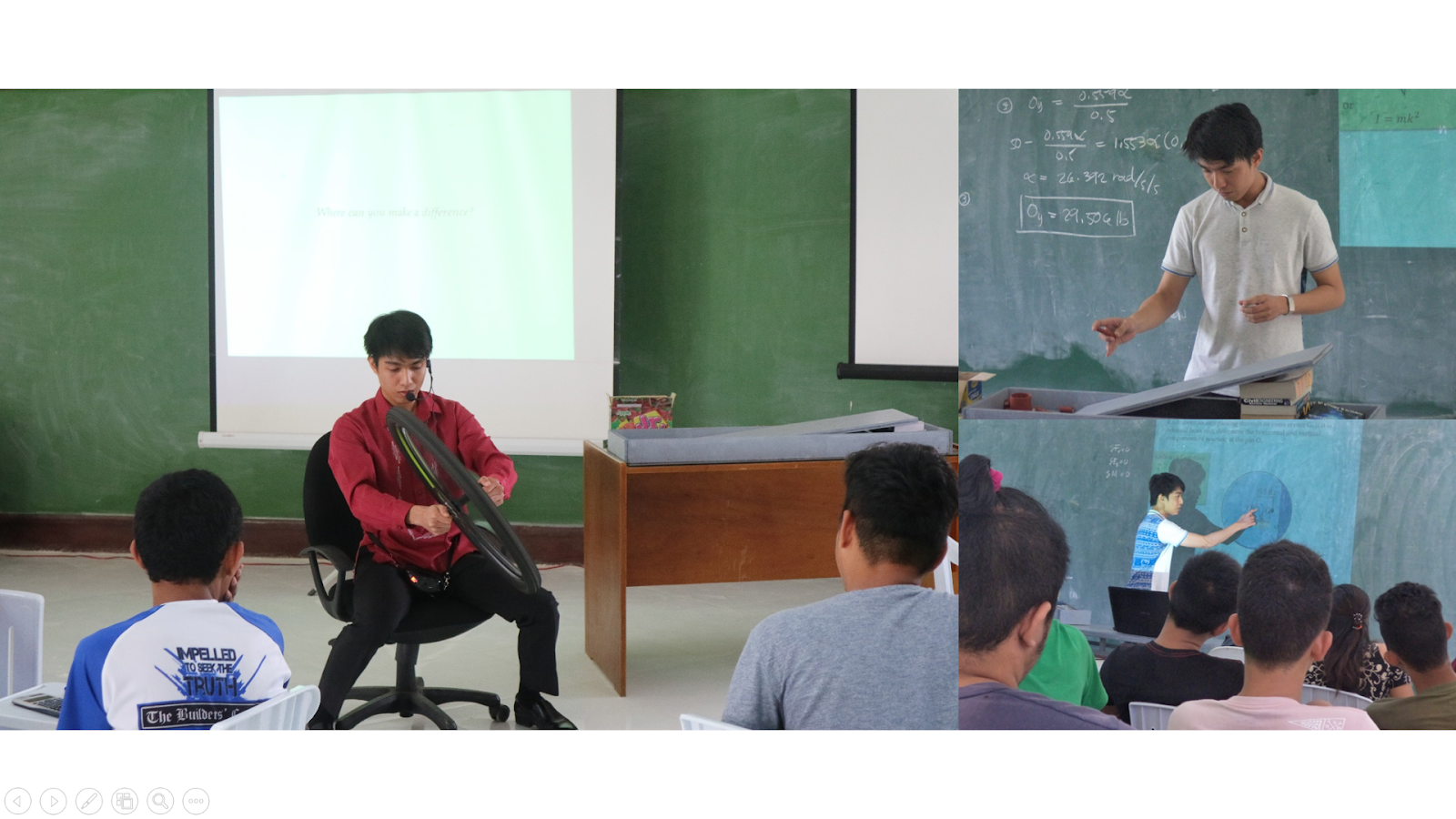 ABOUT THE PROGRAM. Provides Quality Instruction in Civil Engineering