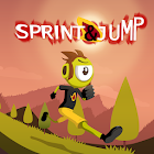 Sprint and Jump - Finger Skills (Jumping games) icon