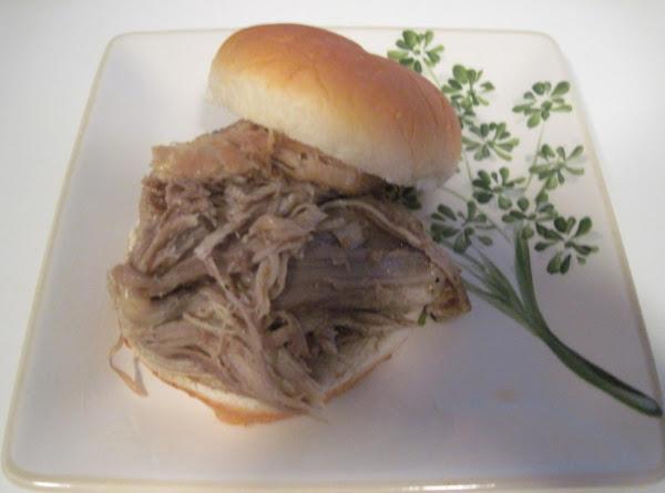 Pork Shoulder Roast Bbq Recipe