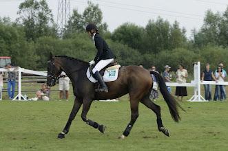 Photo: Adriana Pytelewska na koniu SANTIAGO z SK *Dworna*