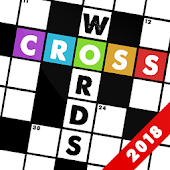 Crosswords Games - Word Puzzle Free