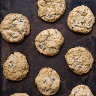 Toasted Coconut Chocolate Chip Cookies.