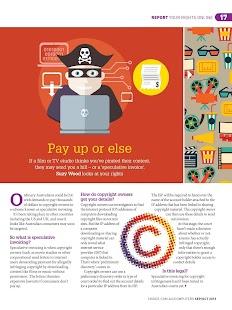 CHOICE Computer Magazine- screenshot thumbnail