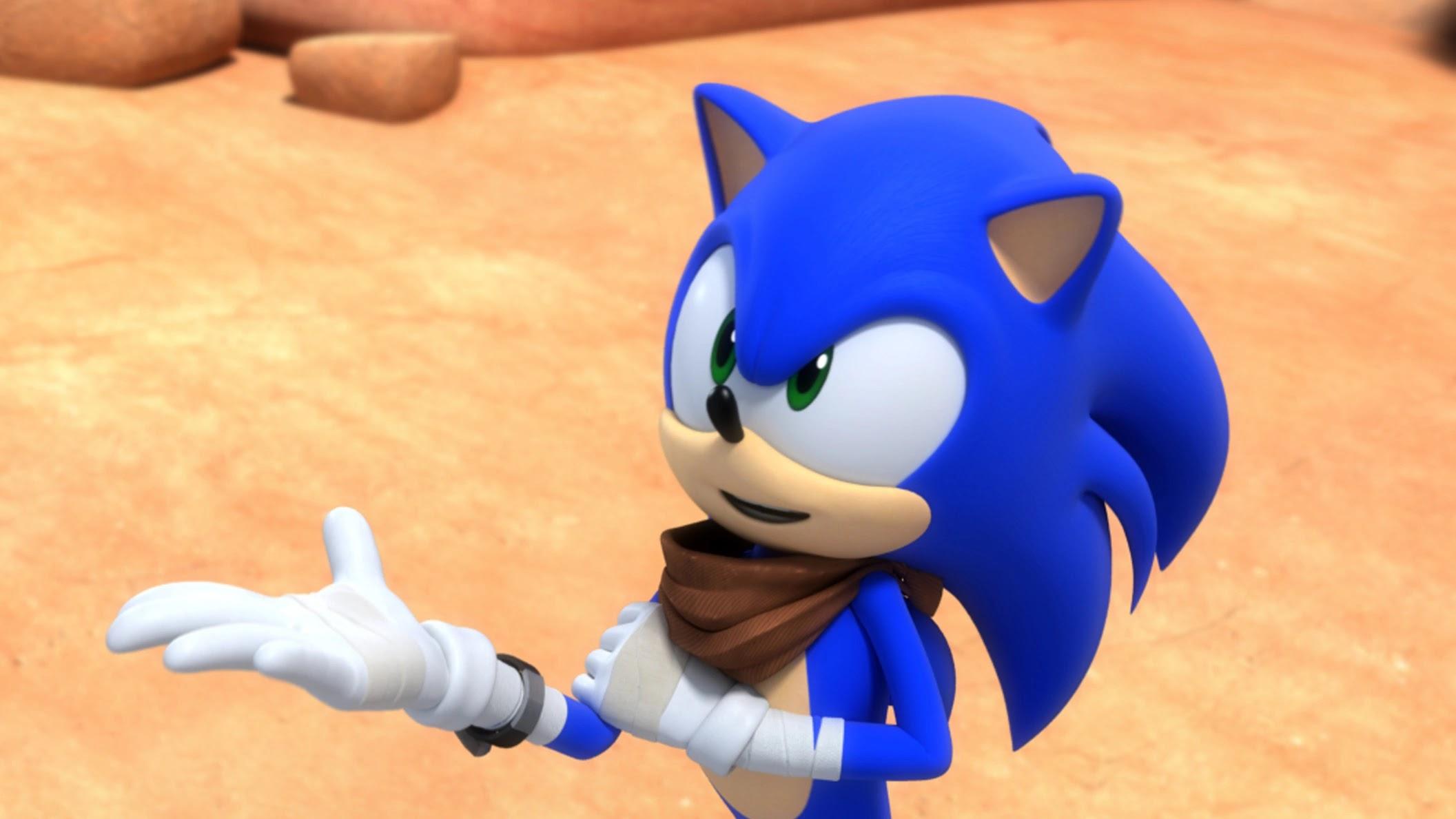Sonic Prime i częściowa wymiana załogi