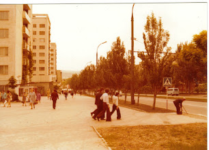 Photo: Katukuvaa Moldoviasta