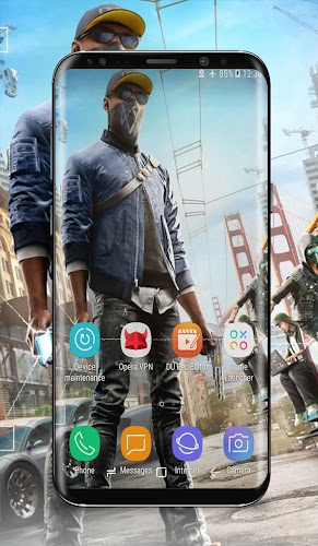 4k Watch Dogs 2 Wallpaper Ultra Hd On Google Play Reviews Stats