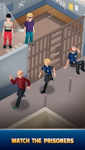 Idle Police Tycoon – Cops Game MOD APK [Unlimited Money] 1.1.1 5