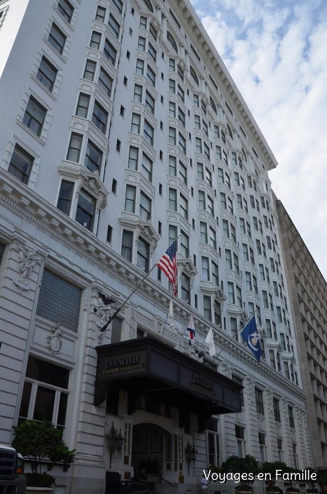 Waldorf astoria New Orleans