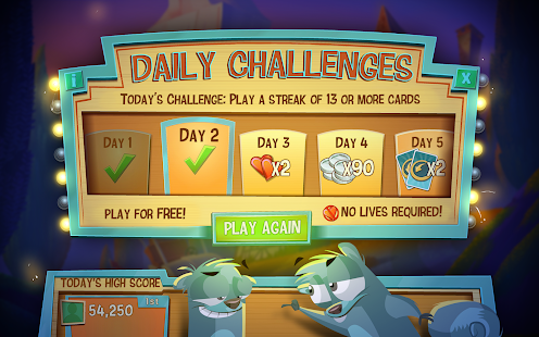 Fairway Solitaire Blast- screenshot thumbnail