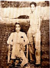 Photo: H.Abdul Madjid Daeng Sirua, Arung Rajang (1947-1952)  Foto 1949 di Pare-pare. http://nurkasim49.blogspot.tw