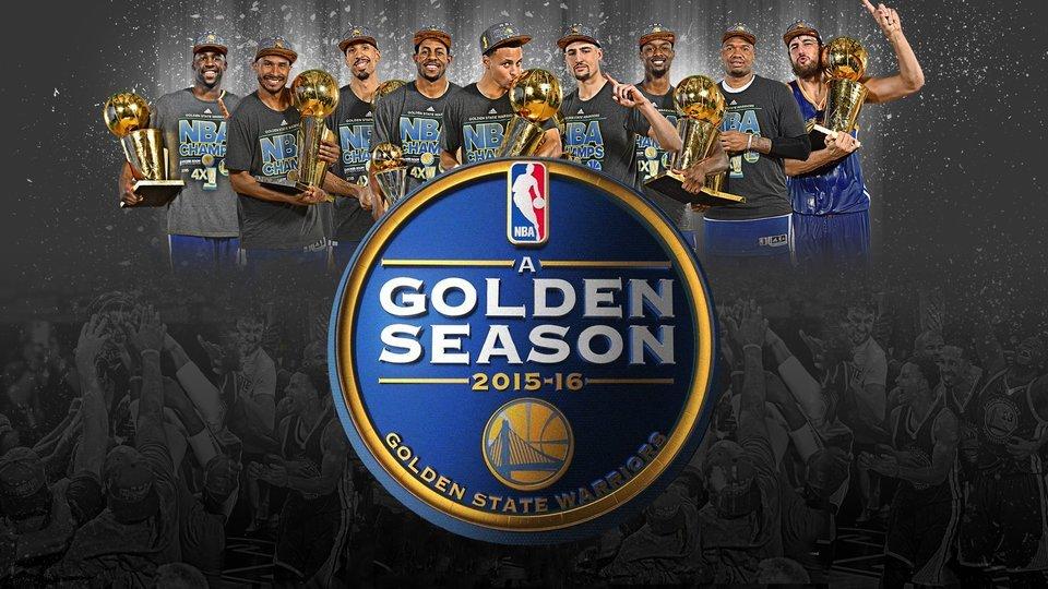Watch A Golden Season: 2015-16 Golden State Warriors live